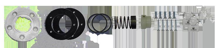 Монтажный комплект датчика уровня топлива DUT-E